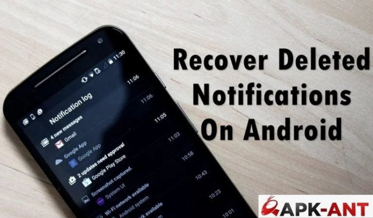 How To Recover Deleted Notifications On Your Android