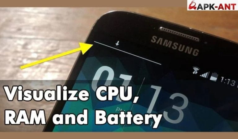 10 Best Android Applications To Visualize CPU, RAM and Battery