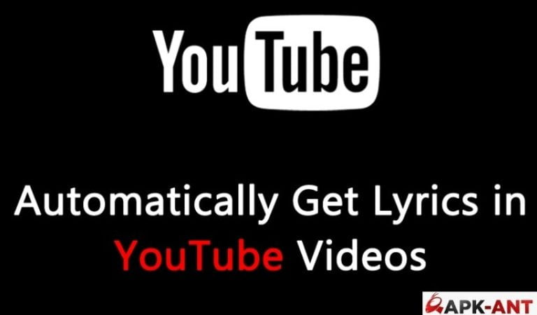 How To Automatically Get Lyrics on YouTube Videos