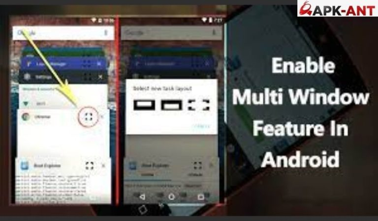 How To Enable Multi Window Feature In Android